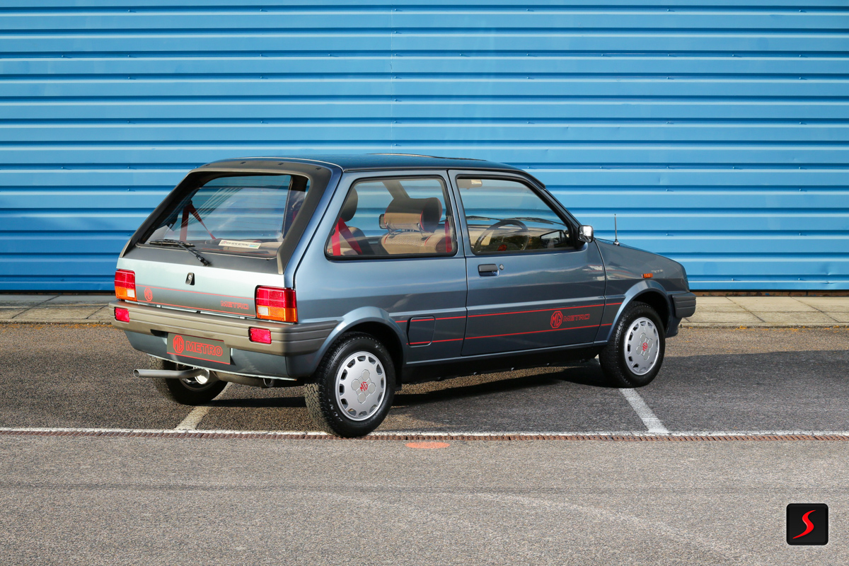 Mg Metro Smith Classic And Performance Cars
