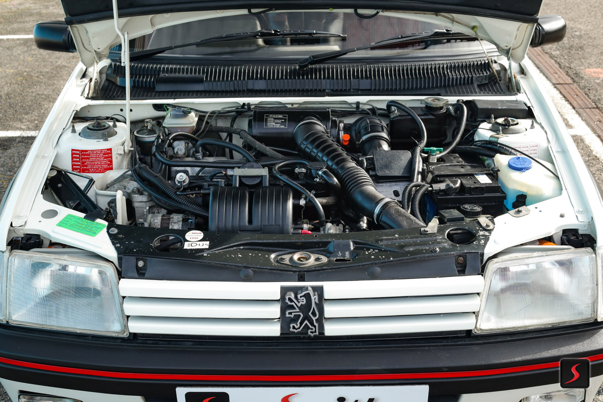 Peugeot 205 Gti 1 9 Smith Classic And Performance Cars