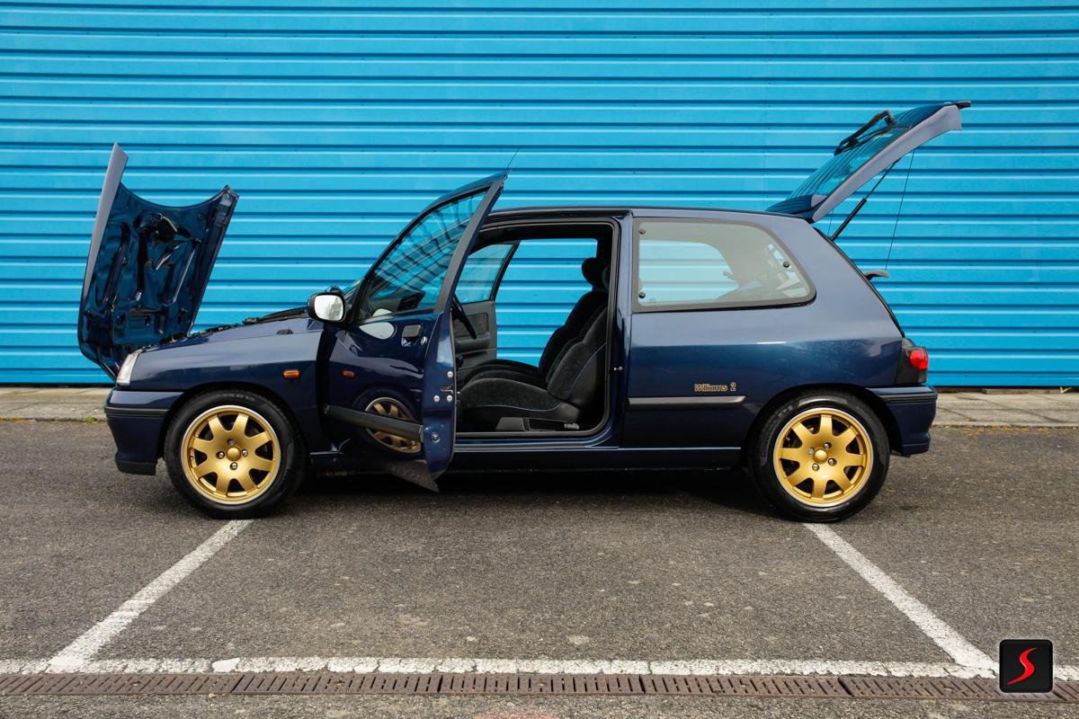 renault clio williams  smith classic  performance cars